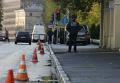 Усилены меры безопасности вокруг Ваганьковского кладбища
