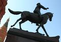 Памятник маршалу Георгию Константиновичу Жукову в Москве