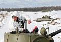 Учения десантно-штурмовой дивизии в Псковской области. Архивное фото