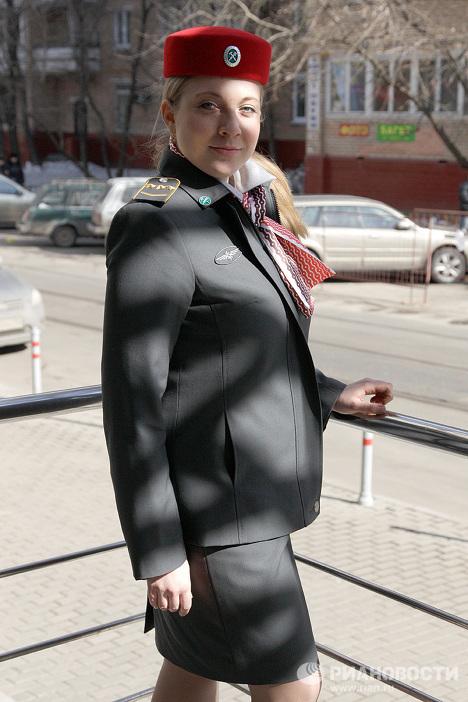 Презентация новой форменной одежды сотрудников Метрополитена