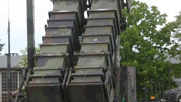 Американские ракеты Patriot . Архив