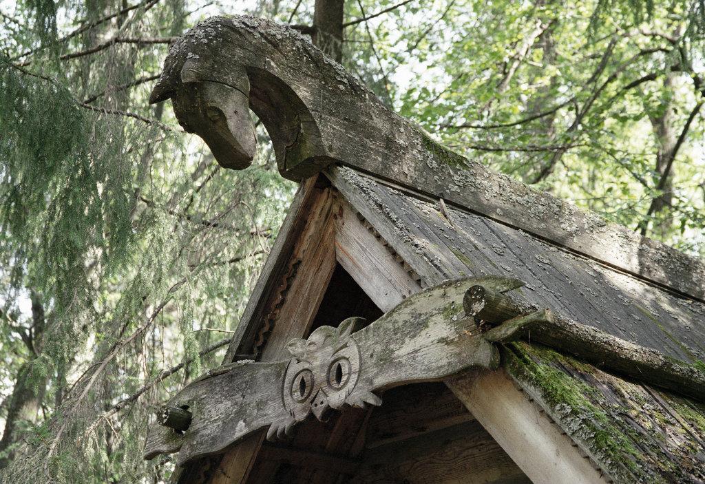 Резьба по дереву. Архив