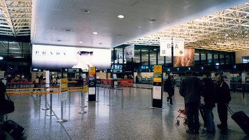 Зал вылета аэропорта Малпенса. Архивное фото