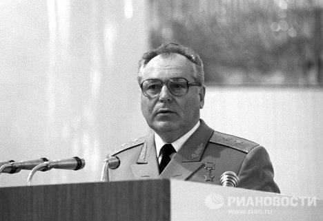Летчик-космонавт СССР Герман Титов