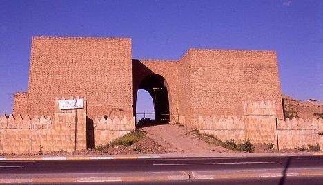 Ниневия, культурный центр древнейшей цивилизации Месопотамии, Ирак