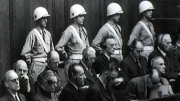 Нюрнбергский процесс: как судили главных нацистских преступников