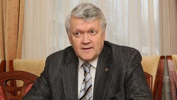 Интервью с председателем сибирского отделения Российской академии наук Александром Асеевым
