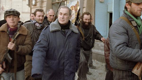 Image result for Патриарх Грузии и Джаба Иоселиани фото