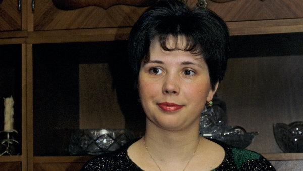 Дочь Юрия Гагарина Галина