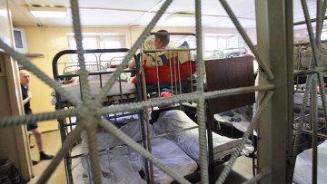 Реабилитационный центр фонда Город без наркотиков для наркозависимых. Архивное фото