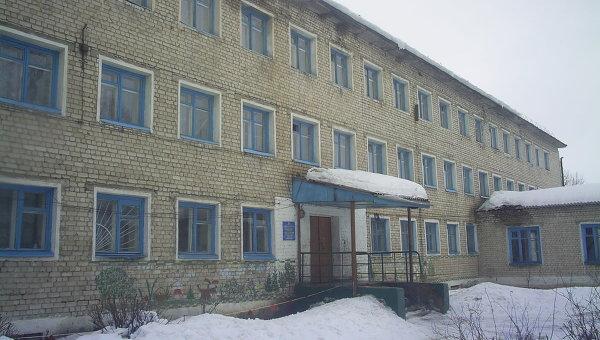 ГОУ Мантуровская школа-интернат в Костромской области