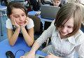 Работа школы-гимназии № 19 в Казани