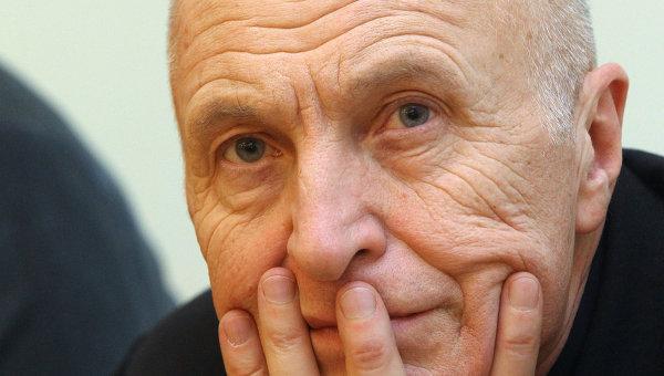 Андрей Смирнов получит приз Кинотавра за честь и достоинство. Архив