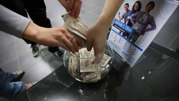 Акция «Начни с себя» в РИА Новости