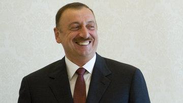 Ильхам Алиев, архивное фото