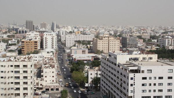 Улицы Саудовской Аравии. Архивное фото