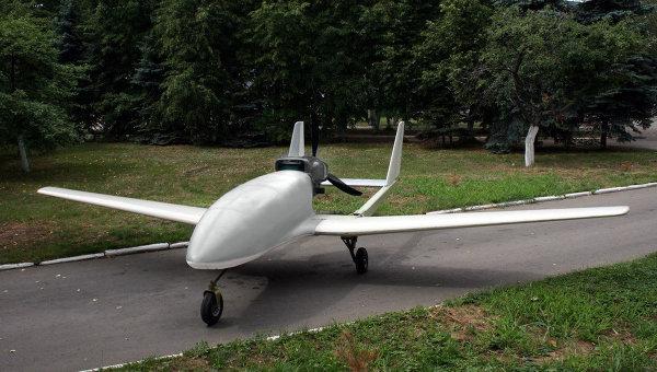 Беспилотный летательный аппарат (БПЛА) «Луч»