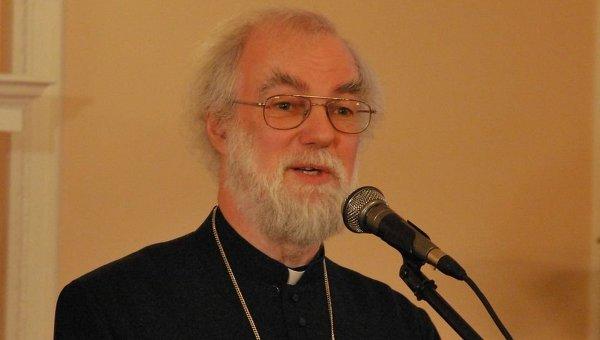 Глава Англиканской церкви архиепископ Кентерберийский удостоен российского Ордена Дружбы, Архивное фото