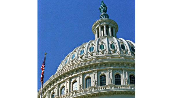 Капитолий - здание Конгресса США