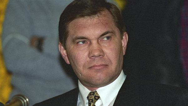 Александр Лебедь