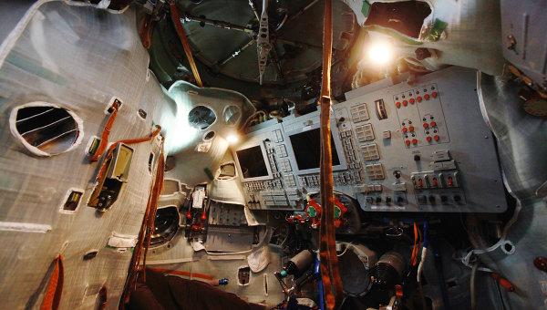 Центр подготовки космонавтов имени Ю.А.Гагарина. Архивное фото