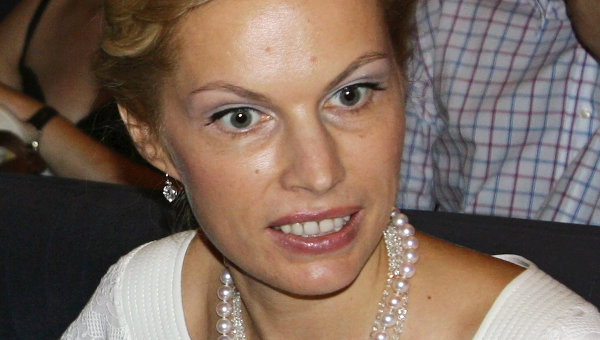 Бывшая супруга губернатора Чукотки Ирина Абрамович
