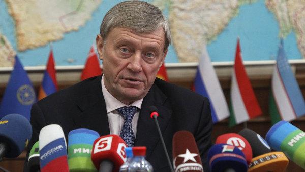 Генеральный секретарь Организации Договора о коллективной безопасности Николай Бордюжа, архивное фото