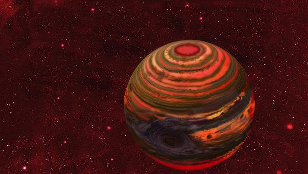 Ураган на коричневом карлике 2MASS J2139+0220