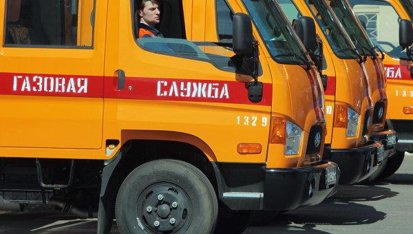 Автомобили ГУП Москаз. Архивное фото