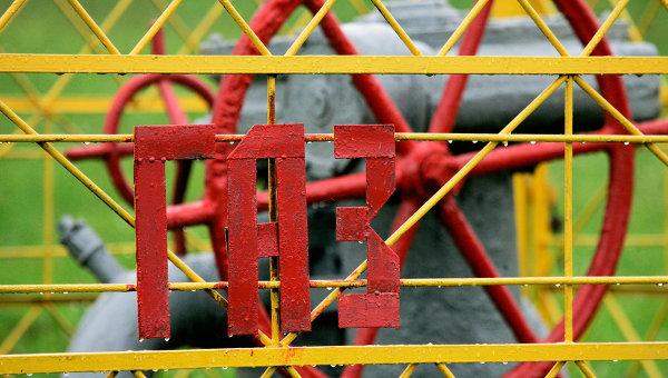 Вентиль задвижки газовой линии в Минске