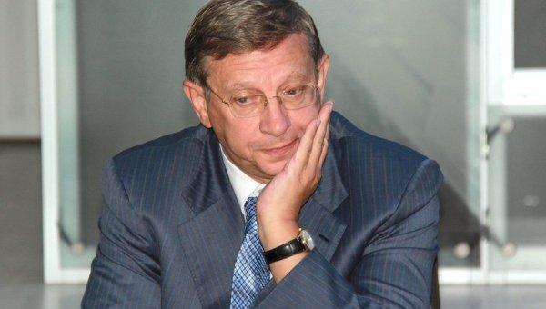 Владимир Евтушенков. Архивное фото