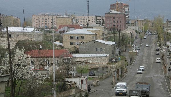 Город Степанакерт