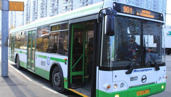 Не менее 50% общественного транспорта планируется перевести на газ