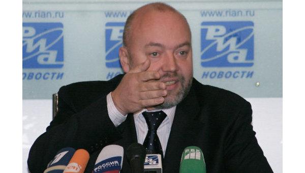 Председатель комитета Госдумы РФ по гражданскому, уголовному, арбитражному и процессуальному законодательству Павел Крашенинников