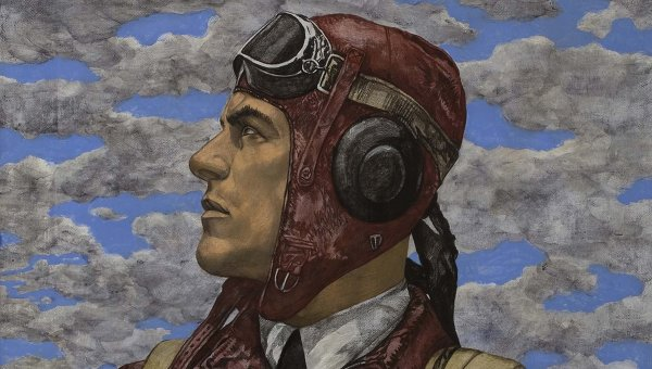 Георгий Гурьянов. Авиатор, 1999 год