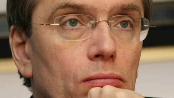 Дмитрий Панкин, заместитель министра финансов России