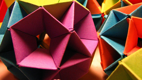 Мальчик оригами видео