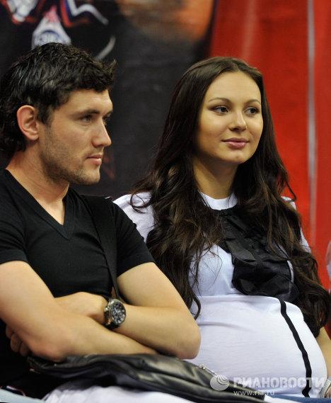 Юрий Жирков с супругой Инной