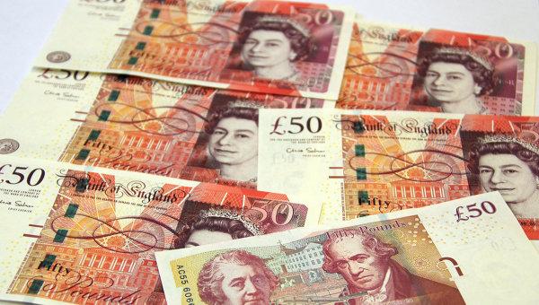 Банкноты англии в обращении 1 доллар в злотых