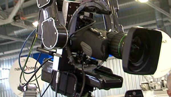 Говорящую и летающую камера. Архивное фото