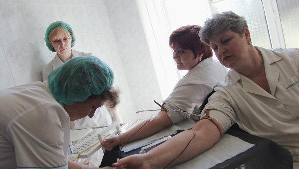 Как обманывают доноров крови