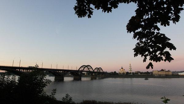 Волга. Архивное фото