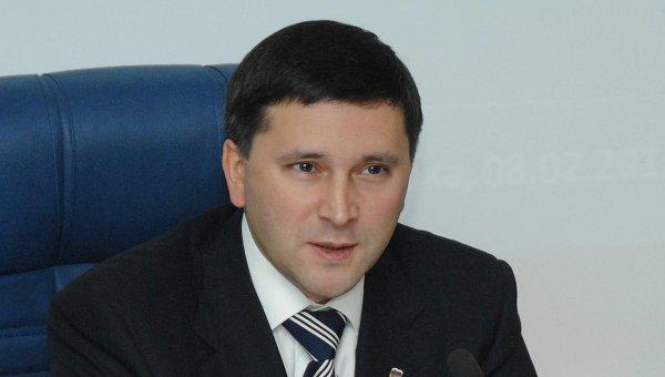 Губернатор ЯНАО Дмитрий Кобылкин