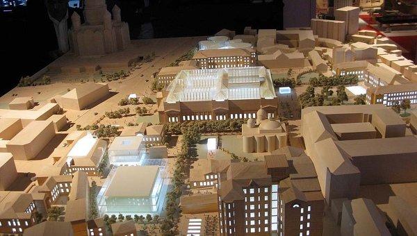 Бюро британского архитектора Нормана Фостера представило обновленный проект реконструкции ГМИИ имени Пушкина