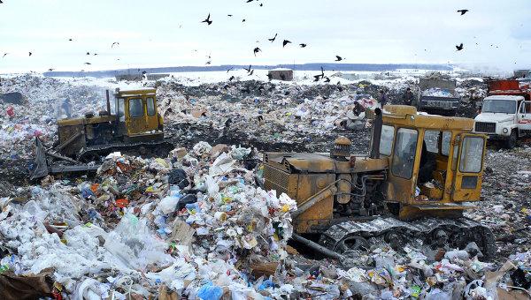 Мусоросжигательные заводы в Москве в ближайшее время строить не будут