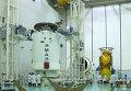 """Спутник связи """"Ямал-201"""", принадлежащий компании """"Газпром - Космические системы"""""""
