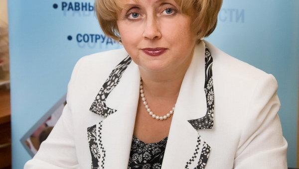 Заместитель председателя Профсоюза работников народного образования и науки РФ Татьяна Куприянова
