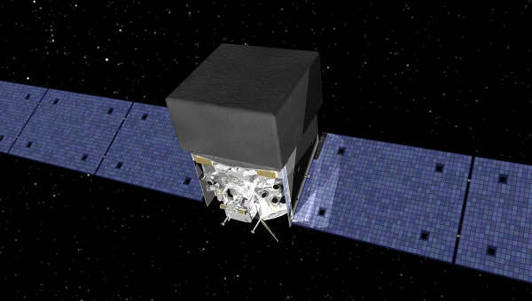 Орбитальный гамма-телескоп Ферми