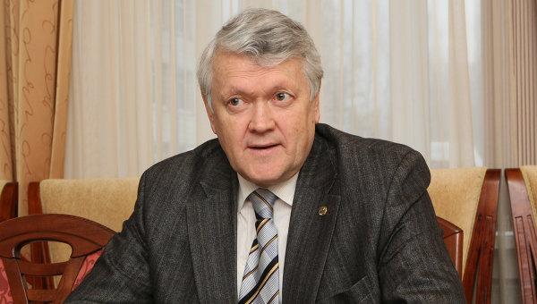 Председатель Сибирского отделения Российской академии наук Александр Асеев