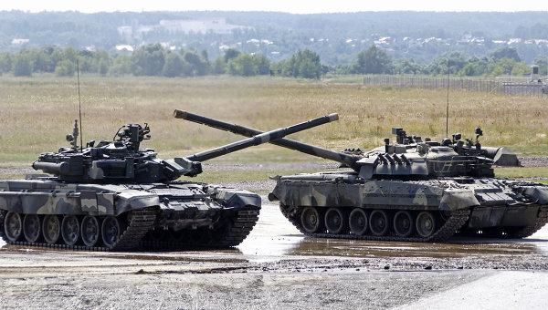 Командующий сухопутными силами: Иран намерен закупить у РФ танки Т-90